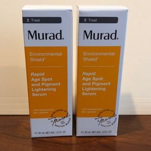 2 Murad Rapid Age Spot & Pigment Lightening Serums